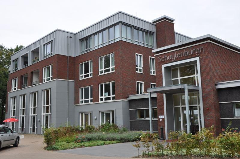 Woonlocatie Laan Van Schuylenburch